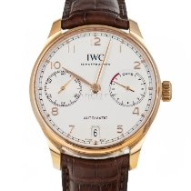 IWC Portuguese Automatic Rose gold 42.3mm Silver Arabic numerals United States of America, Maryland, Baltimore, MD