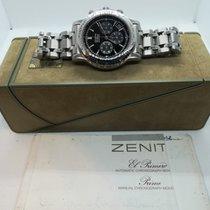 Zenith El Primero Chronograph Acier 40mm Noir