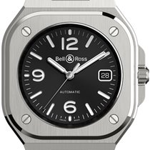 Bell & Ross Steel 40mm Automatic BR05A-BL-ST/SST new United States of America, Texas, Houston