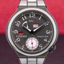 F.P.Journe Octa Titanium Grey Arabic numerals United States of America, Massachusetts, Boston