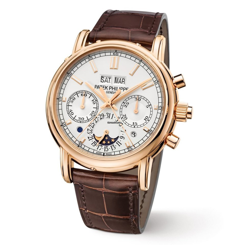 Patek Philippe Perpetual Calendar Chronograph 5204R-001 new