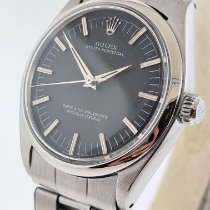 Rolex Oyster Perpetual 34 Acero 34mm Negro Sin cifras Argentina, buenos aires