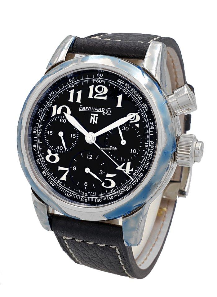 Eberhard & Co. Tazio Nuvolari 31068 CP new