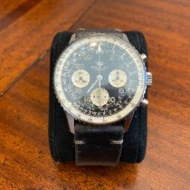 Breitling Navitimer Cosmonaute Steel 41mm Black Arabic numerals United States of America, Colorado, Pueblo