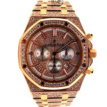 Audemars Piguet 26320OR.OO.1220OR.02 Rose gold Royal Oak Chronograph 41mm new United States of America, Florida, Boca Raton