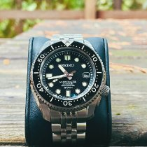 Seiko Marinemaster Steel 44mm Black No numerals United States of America, Oregon, Tigard