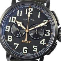 Zenith Pilot Type 20 новые 2020 Автоподзавод Хронограф Часы с оригинальными документами и коробкой 11.2432.4069/21.C900