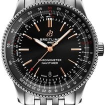 Breitling Navitimer A17326241B1A1 New Steel 41mm Automatic