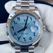 Rolex Day-Date 40 228206 Unworn Platinum 40mm Automatic United Kingdom, Kent