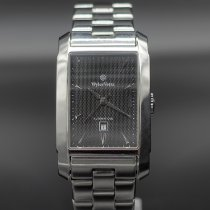 Wyler Vetta pre-owned Automatic 26mm Black Sapphire crystal