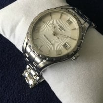 Tissot Lady 80 Automatic Steel 34mm Mother of pearl Roman numerals