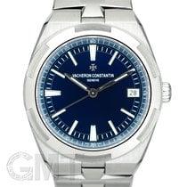 Vacheron Constantin Overseas Acero 41mm Azul