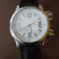 Jaeger-LeCoultre Master Compressor Lady Automatic Acier 37mmmm Blanc Arabes