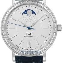IWC Women's watch Portofino Automatic 37mm Automatic new Watch with original box 2021