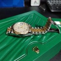 Rolex Datejust Gold/Steel 36mm Champagne Roman numerals India, Bangalore