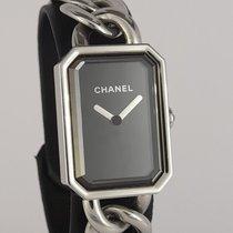 Chanel Première Acier 28mm Noir Sans chiffres France, Paris