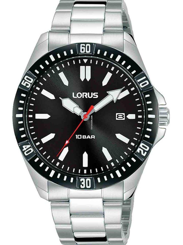 Lorus RH935MX9 novo