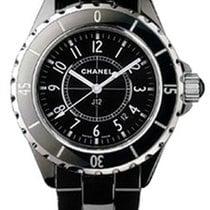 Chanel new Quartz Rotating Bezel Screw-Down Crown 33mm Sapphire crystal