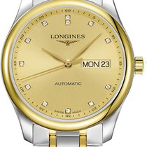Longines Master Collection Steel 38.5mm Champagne United States of America, California, Moorpark