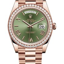Rolex 228345 Or rose 2020 Day-Date 40mm nouveau
