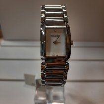 Nina Ricci Steel 20mm Quartz N011.12.20.1 pre-owned