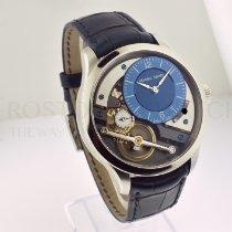 Greubel Forsey occasion Remontage manuel Bleu