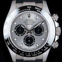 Rolex 116519LN Oro blanco 2020 Daytona 40mm nuevo