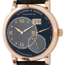 A. Lange & Söhne Rose gold 41mm Manual winding 115.031 pre-owned United States of America, Texas, Austin
