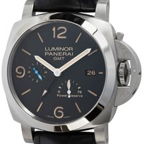 Panerai Luminor 1950 3 Days GMT Power Reserve Automatic Steel Black United States of America, Texas, Austin