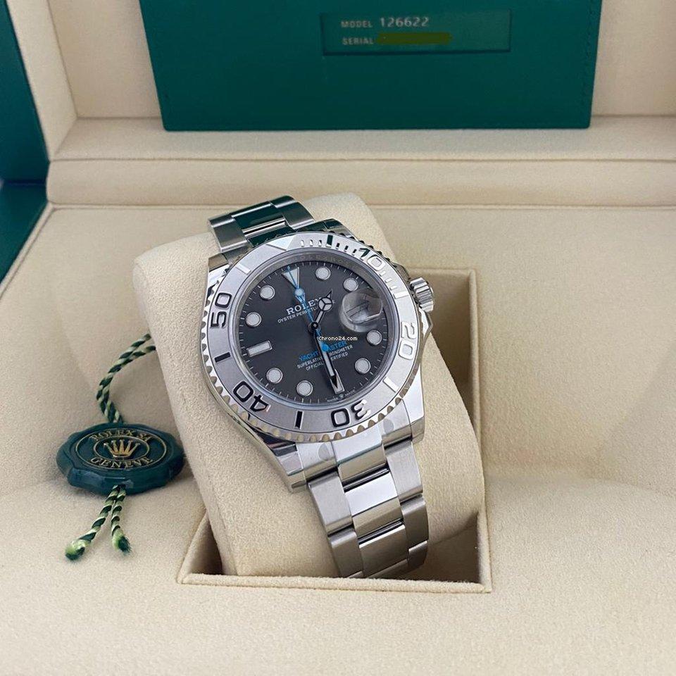 Rolex Yacht-Master 40 126622 2021 nov