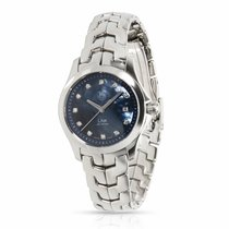 TAG Heuer Link Lady Steel 27mm Black United States of America, New York, New York