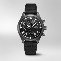 IWC Pilot Chronograph Top Gun Ceramic 44mm Black Arabic numerals United States of America, Florida, Boca Raton