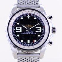 Breitling Chronospace A78365 Sehr gut Stahl 48.5mm Quarz Deutschland, Langenfeld
