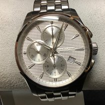 Hamilton Jazzmaster Auto Chrono Steel 42mm Silver United States of America, New Jersey, Fords