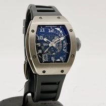 Richard Mille RM 010 RM010 Very good White gold 40mm Automatic