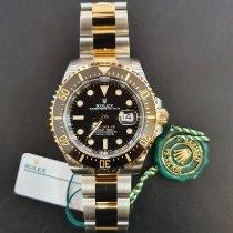 Rolex Sea-Dweller nuevo 2020 Automático Reloj con estuche y documentos originales 126603