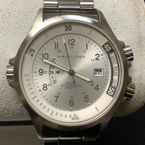 Hamilton Steel Automatic H776250 new United States of America, New Jersey, Fords