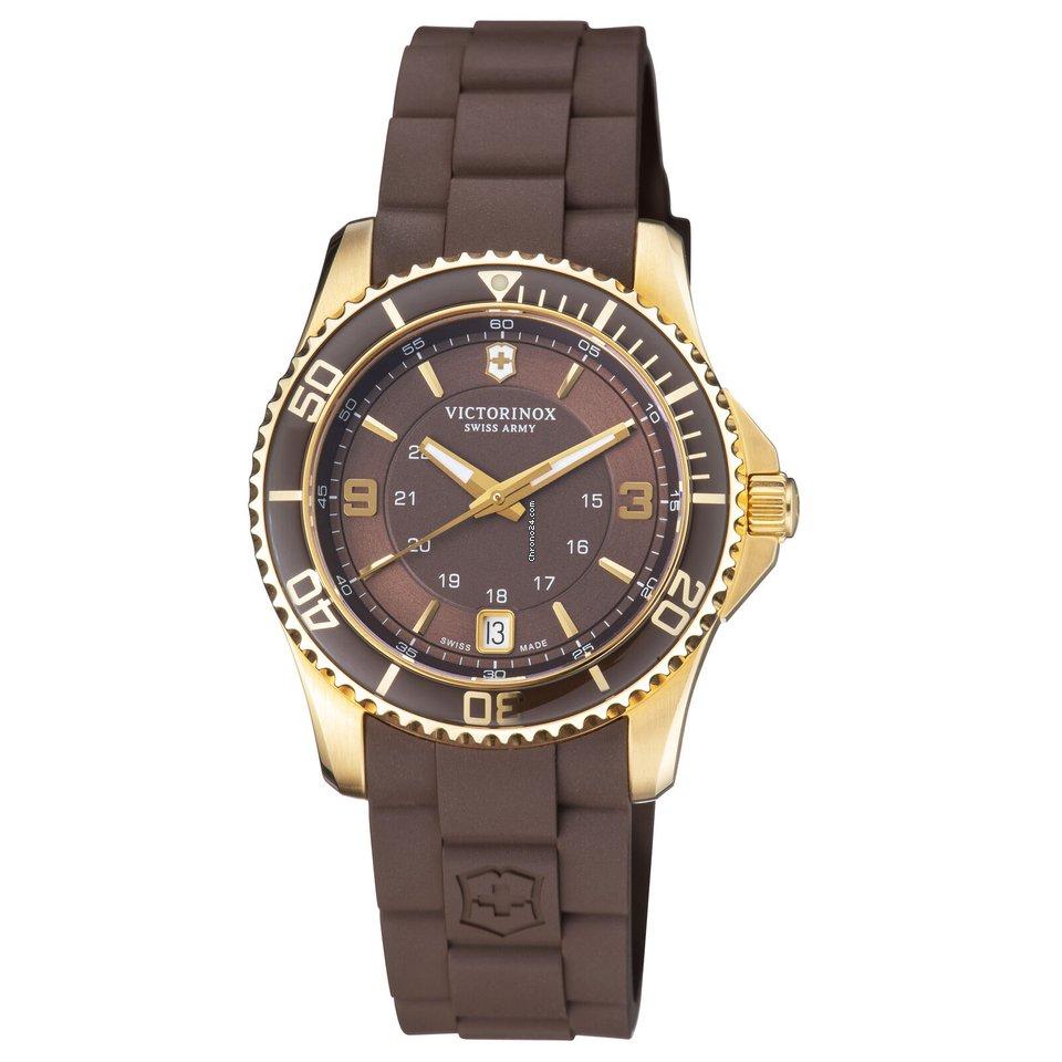 Victorinox swiss army - orologio da donna maverick 241615