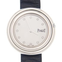 Piaget Possession Acero 34mm Plata