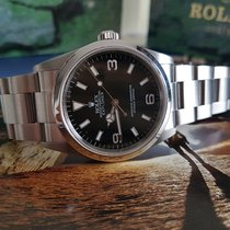 Rolex 114270 Steel 2004 Explorer 36mm new