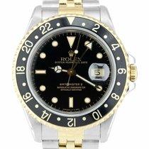 Rolex GMT-Master II Gold/Steel 40mm Black United States of America, New York, Massapequa Park