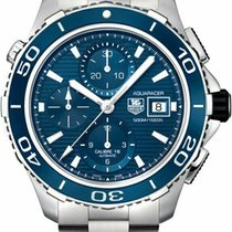 TAG Heuer Aquaracer 500M new Automatic Chronograph Watch with original box CAK2112.BA0833