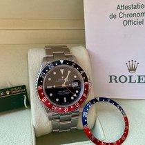 Rolex (ロレックス) GMT マスター II ステンレス 40mm ブラック 文字盤無し 日本, MINATO KU