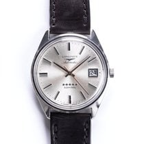 Longines Admiral Steel 35mm Silver United States of America, New York, New York