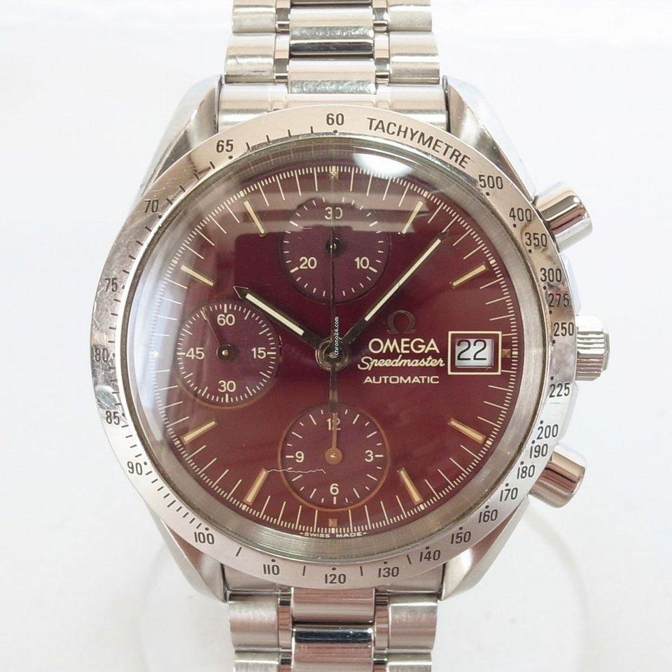 Omega Speedmaster 3511.61 1999 pre-owned