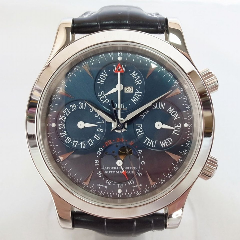 Jaeger-LeCoultre Master Memovox Q146648A pre-owned
