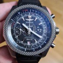 Breitling Bentley Supersports Titanium 49mm Black