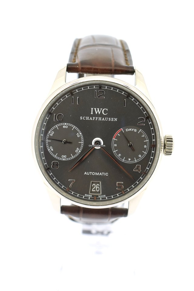 IWC Portuguese Automatic IW500106 2008 подержанные