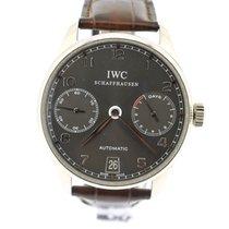 IWC Portuguese Automatic Белое золото 43mm