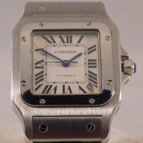 Cartier Santos Galbée 2823 Muito bom Aço 32mm Automático